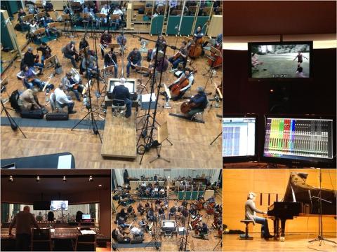 Landauer – Orchesteraufnahmen